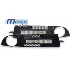 Day light homologué CEE, 5 LEDs pour BMW E60 / E61 de 2003 à  2007